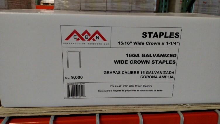 Crown Staples